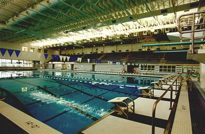 Ou aquatic center oakland university locationshub - University of michigan swimming pool ...